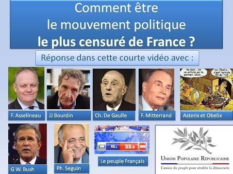 UPR 2014 - Les raisons de la censure.