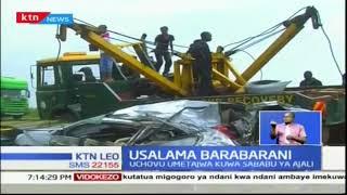 Usalama Barabarani: Mpango wa kujali hali ya madereva kubuniwa