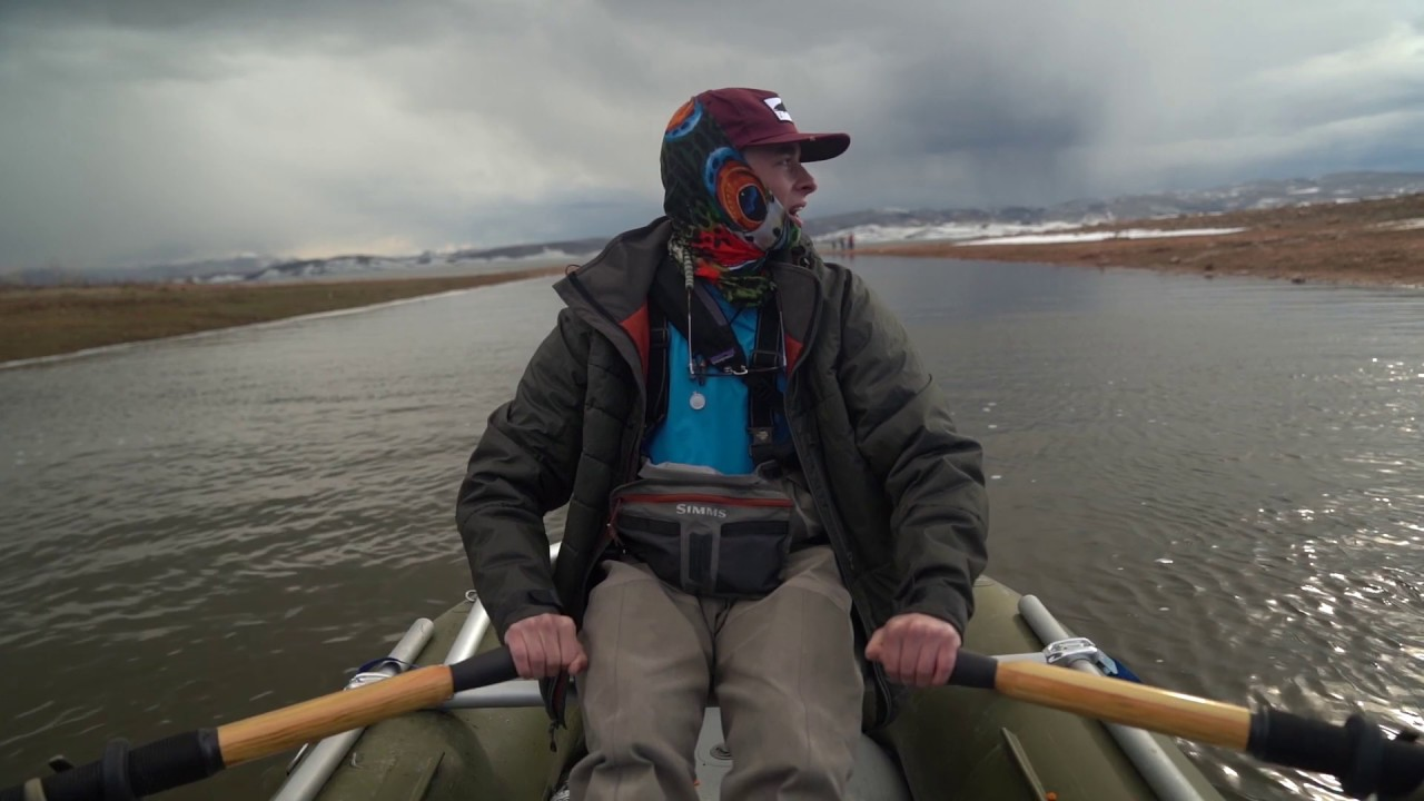 Fun fishing in the Water Master Bruin!