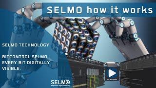BitControl SELMO - every Bit digitally visible.