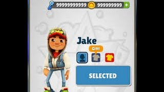 How to get coins in Subway Surfer Game [Unlimited Coins (9999999999999) Unlimited Keys (999999999)