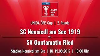 Neusiedl vs Ried full match