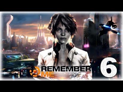 Смотреть прохождение игры Remember me. Серия 6 - Старая канализация.