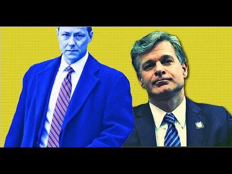 AMERICANS DEMAND TO KNOW WHY ANTI TRUMP FBI AGENT STRZOCK STILL HAS A JOB!