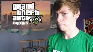 GTA V - Cheats Vlog Thingy.