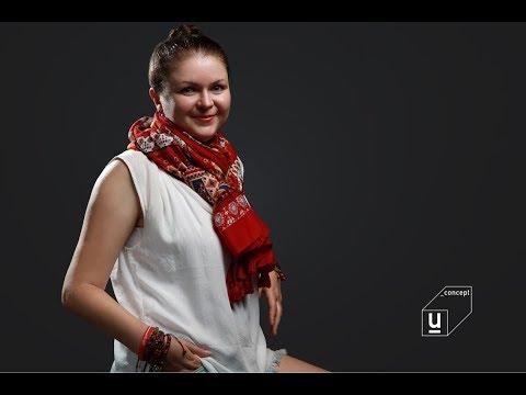 Evgeniya Hitrova artist video interview for Uconcept Gallery, Shanghai.