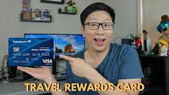 Bank of America Travel Rewards: Best No Annual Fee Travel Card?