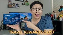 Bank of America Travel Rewards: Best No Annual Fee Travel Card?