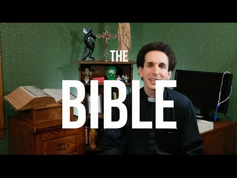 Catholic Chat With Father Matt - The Bible: Just Give It A Shot