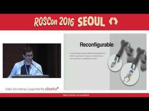 ROSCon 2016 Seoul Day 1: Introducing H ROS the Hardware Robot Operating System HD