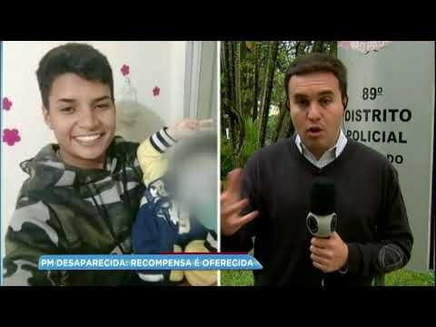 Polícia oferece R$ 50 mil por pistas sobre a PM desaparecida em Paraisópolis (SP)