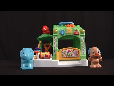 Laugh & Learn Smart Stages Activity Zoo From Fisher-Price