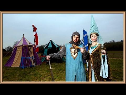 Отчаянные Дегустаторы в Средневековье (The Supersizers Eat...Medieval)
