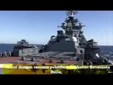 PERANG RUSSIA VS NATO,Militer Rusia Kerahkan 100 Kapal Perang Dan 300 Jet Tempur