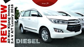 LEBIH HEMAT BBM - Innova V Diesel Toyota Indonesia