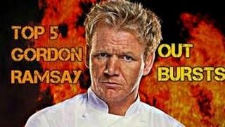 Gordon Ramsay's Top 5 Outbursts
