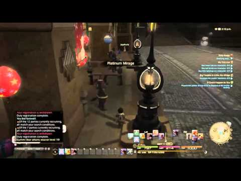 How to MMORPG: Let's Talk About Group Activities (Instances and Dungeons)