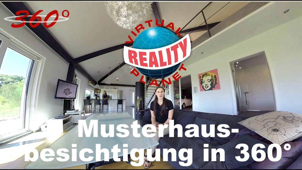 Astounding Hybridhaus Photo Of [360°-video] Virtuelle Besichtigung - K-mäleon