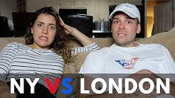Worst things about New York - NYC vs LDN