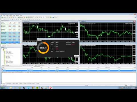 How to Install Binary Options Plugin in MT4 - Forex Videos