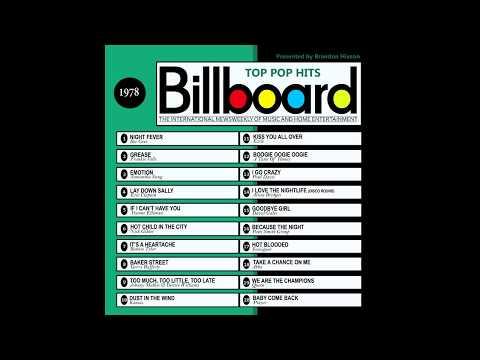 Billboard Top Pop Hits  1978