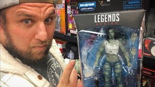 Toy Hunting For New Marvel Legends & More At Target/gamestop