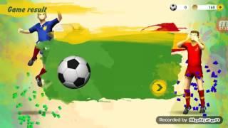 Striker soccer brasil le coup du monde