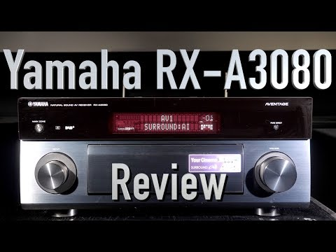 Yamaha RX-A3080 AV