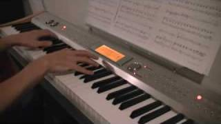 藤木譜の楽譜で演奏しています。月世界<ピアノ弾き語り&ソロ> ⇒ http...