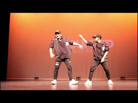 The Most Synchronize HIPHOP Dance/ Move as One - King of hearts