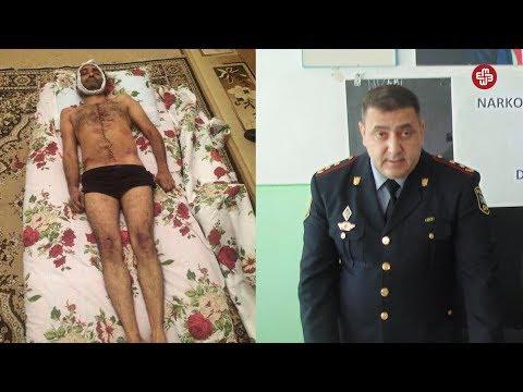 Qazax sakininin meyiti polis idarəsindən çıxıb
