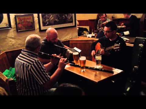 Doolin session October 2015 - O'Connor's pub
