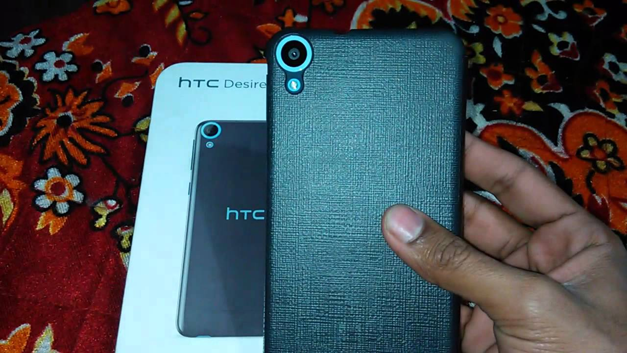 premium selection 6be7c 8da4e HTC Desire 820 Dual Flip Cover Unboxing-Costs about Rs. 200-500