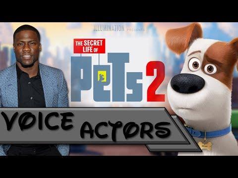 Voice Actors Of The Secret Life Of Pets 2   FilmFacts