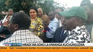 Waziri Jenista ashitikia 'upigaji' mradi wa soko Kigoma, ataka uchunguzwe