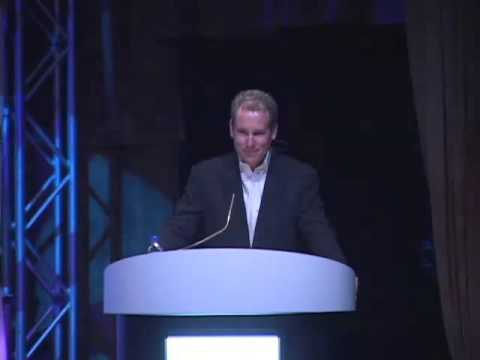 NATPE 2011 || Keynote: John Hayes, Chief Marketing Officer of American Express