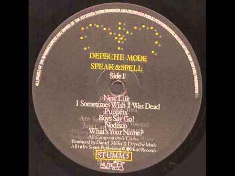 Depeche Mode - Mix