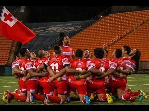 (360 View) Toa Samoa & Mate Ma'a Tonga: Rugby Ohana Cup 2016