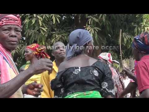 Ibreeggon Masquerades, Asungu Village, Nasarawa State, Nigeria #JujuFilms