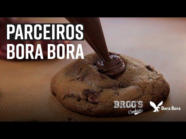 BROO'S COOKIES   MOTTU - ALUGUEL DE MOTO PARA ENTREGADORES
