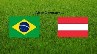 AUSTRIA vs BRAZIL | PES MATCH | 10/06/2018 | النمسا ضد البرازيل