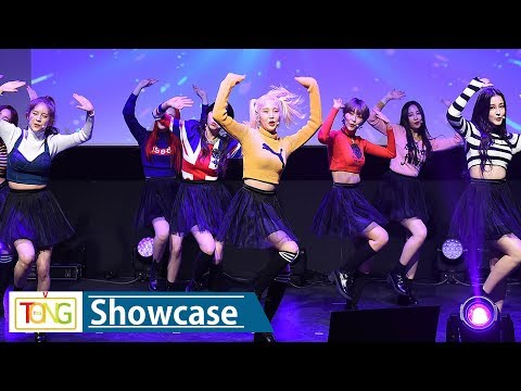 MOMOLAND(모모랜드) 'BBoom BBoom'(뿜뿜) Showcase Stage (쇼케이스, 주이, 낸시, 궁금해, Curious)