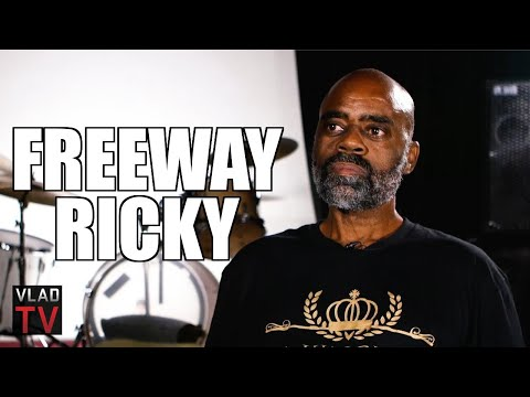Freeway Ricky: Feds Tried to Label Me a Crip so I Would Get More Years, I was Never a Crip (Part 2) from YouTube · Duration:  5 minutes 30 seconds