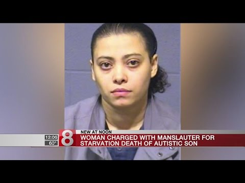 Hartford mother charged with manslaughter after son dies of malnutrition