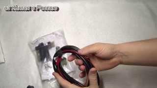 Электромеханический корректор фар ВАЗ 2114. Видео №71(Куплено на рынке