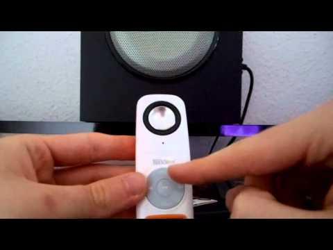 Trekstor i.Beat Ghettoblaster mini - Unboxing & Review German HD
