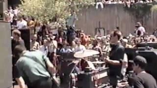 07. Shut the Door - Fugazi, Sproul Plaza, UC Berkeley, CA - 5.30.93
