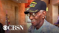 Oldest U.S. WWII veteran dies at 112