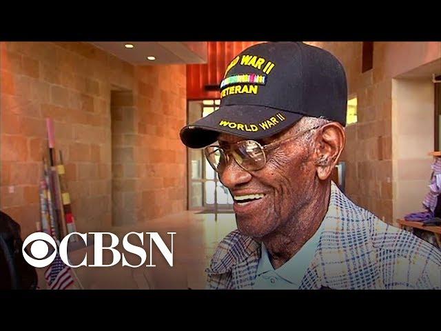 Oldest U.S. WWII veteran dies at 112