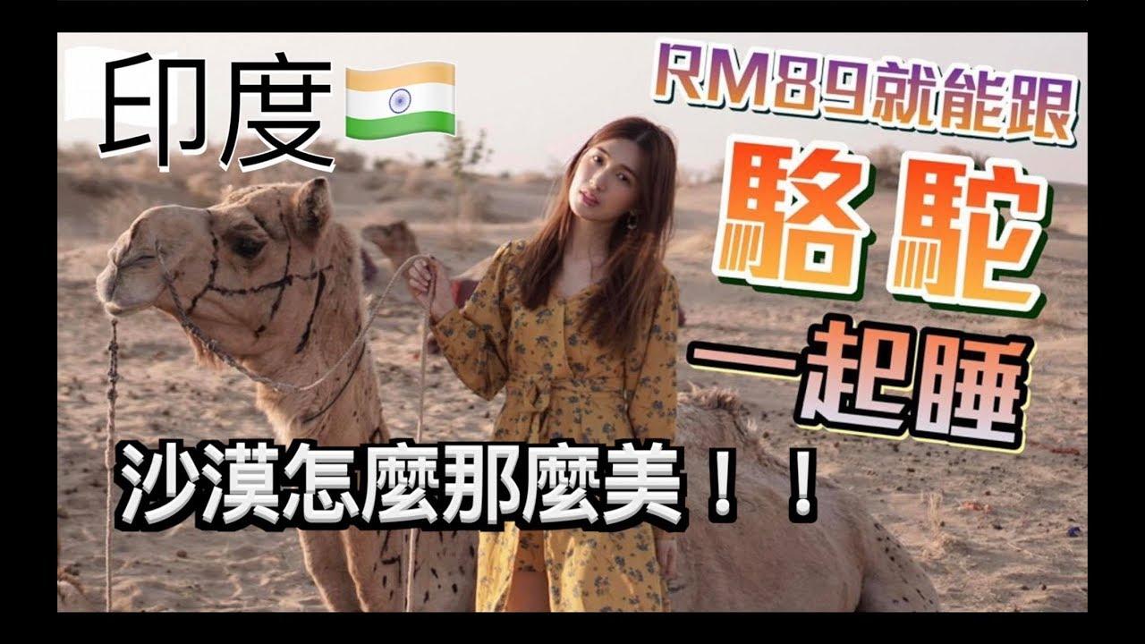 【印度・賈沙梅爾】Jaisalmer Thar Desert Vlog - 浪漫的沙漠旅!!!